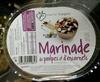 Marinade de poulpes et d'encornets aux olives vertes - Produit