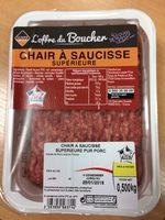Chair a saucisse superieure - Produit - fr