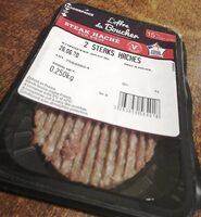Steak haché - Product - fr