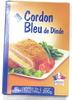 Cordon Bleu de Dinde -
