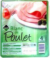 Blanc de Poulet (4 Tranches) - Produit - fr
