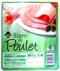 Blanc de Poulet (4 Tranches) - Producto