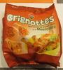 Grignottes - Manchons de poulet cuits à la mexicaine - Product