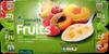 Yaourts aux Fruits avec Morceaux de Fruits - Produit