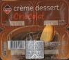 Créme dessert chocolat - Product
