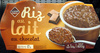 Riz au lait au chocolat Leader Price - Product