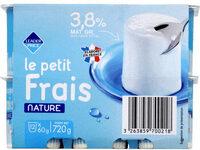 Le Petit frais nature - Prodotto - fr