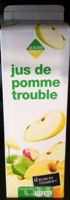 Jus de pomme trouble - Product - fr