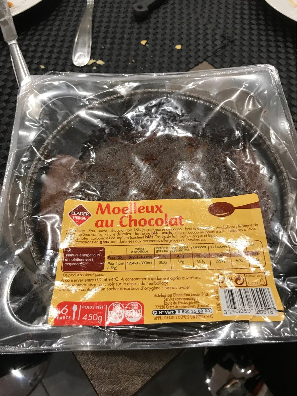 Moelleux au Chocolat - Product - fr