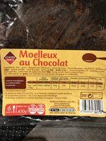 Moelleux au Chocolat - Ingredients - fr
