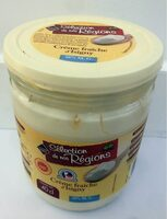 Crème Fraîche d'isigny AOP 38% - Product - fr