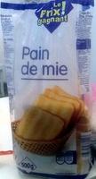Pain de mie - Product