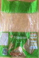 Pain de mie 7 céréales - Producto - fr