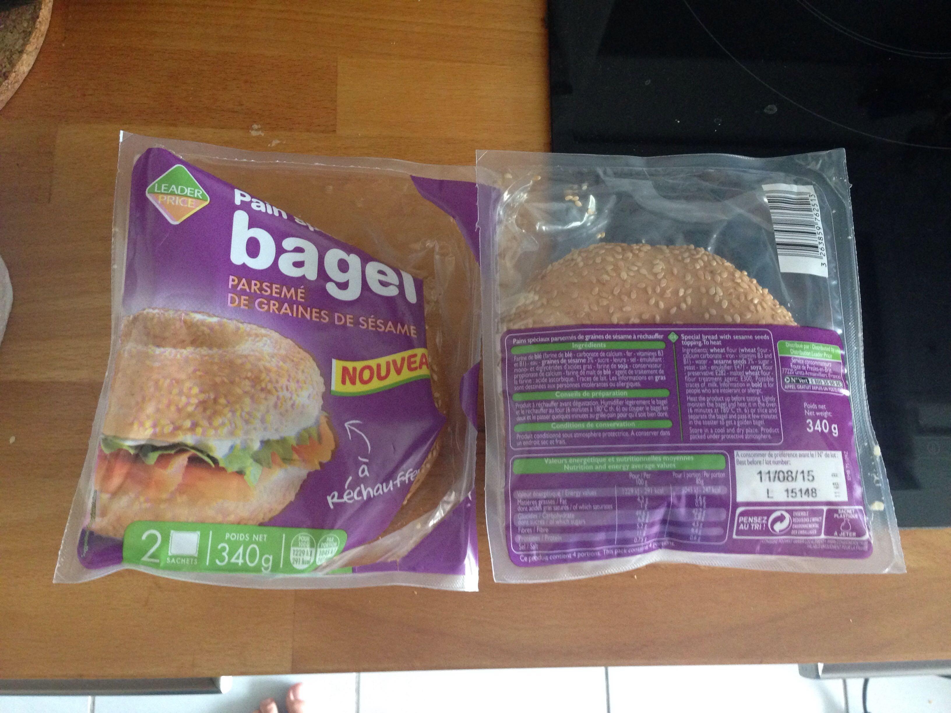 Pain a bagel