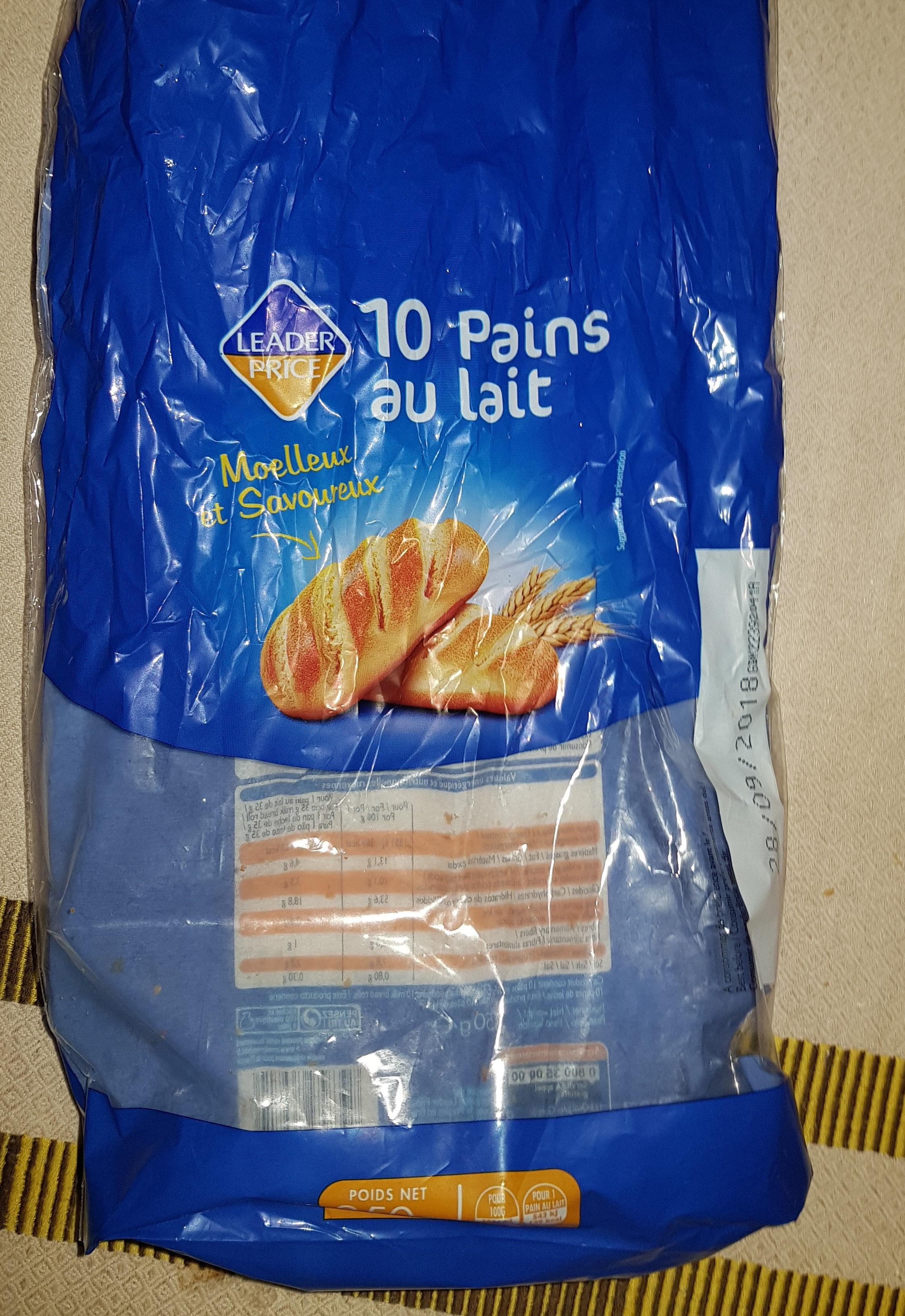 Pain au lait - Produit - fr