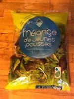 Mélange de Jeunes Pousses - Produit