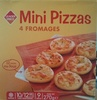 Mini Pizzas 4 Fromages - Product