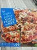 Pizza Cuite sur pierre - Produit