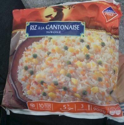 Riz à la Cantonaise - Product - fr