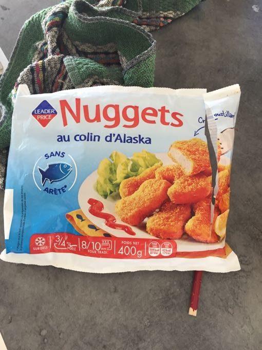 Nuggets de Poisson Surgelé - Produit