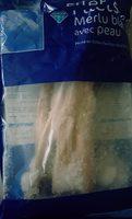 Filets de Merlu Blanc avec Peau - Produit - fr