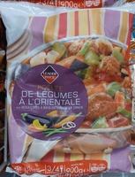 Poêlée de Légumes à l'Orientale, Surgelé - Produit - fr