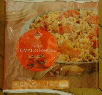 Poêlée façon tomates farcies - Product