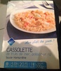 Cassolette de fruits de mer, poisson et riz - Product