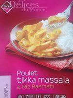 Poulet Tikka Massala - Product