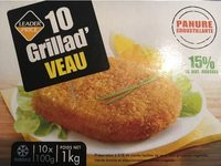 Grillad'veau - Product - fr