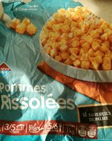 Pommes rissolees - Product