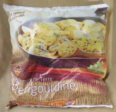 Pommes de Terre Périgourdine - Produit