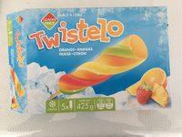 Twistelo Glace à l'eau - Produit - fr