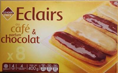 Eclairs au Café & parfum Chocolat - Produit - fr