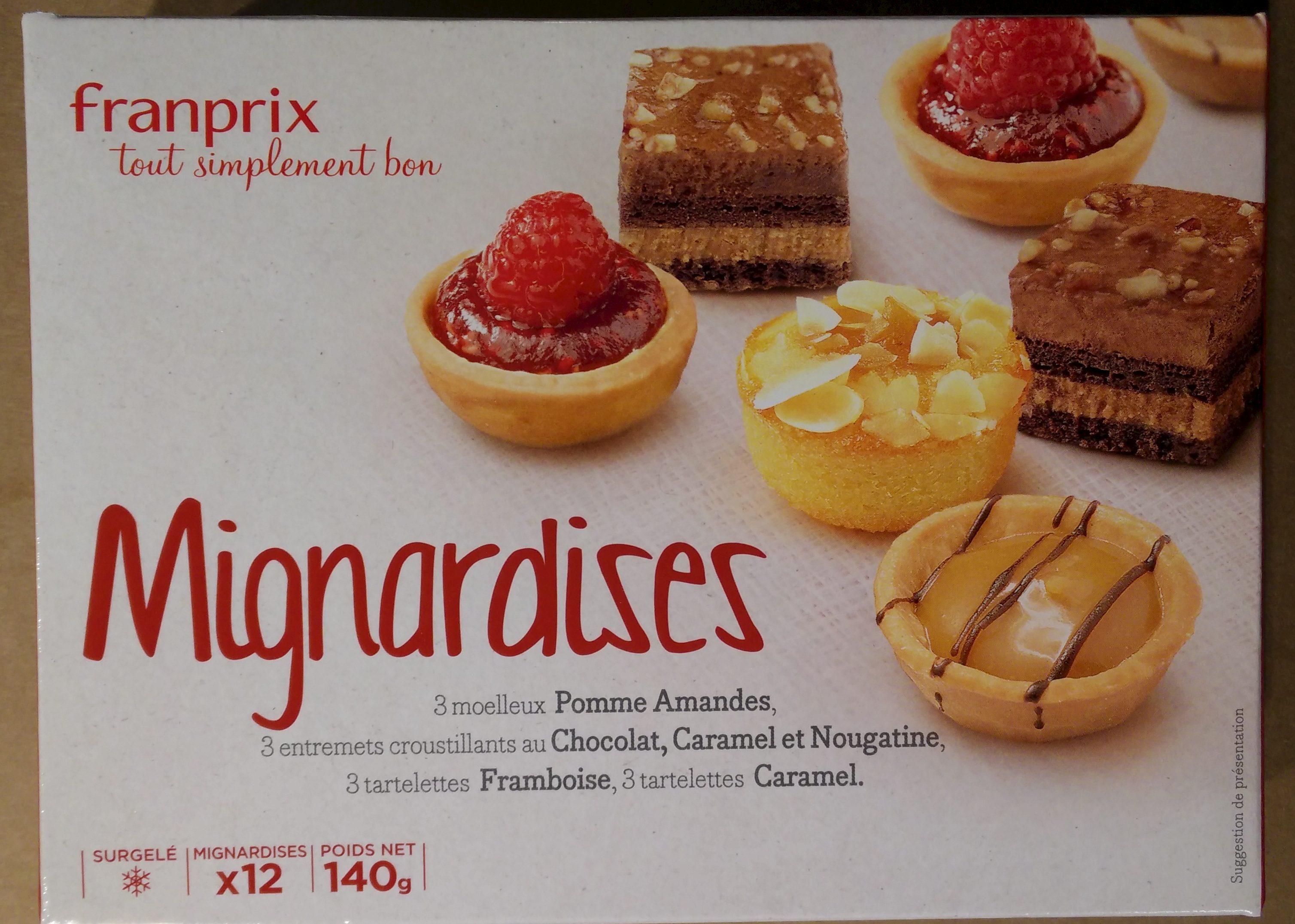 Mignardises - Produit - fr