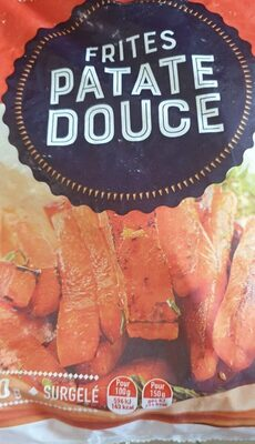 Frite patate douce - Product