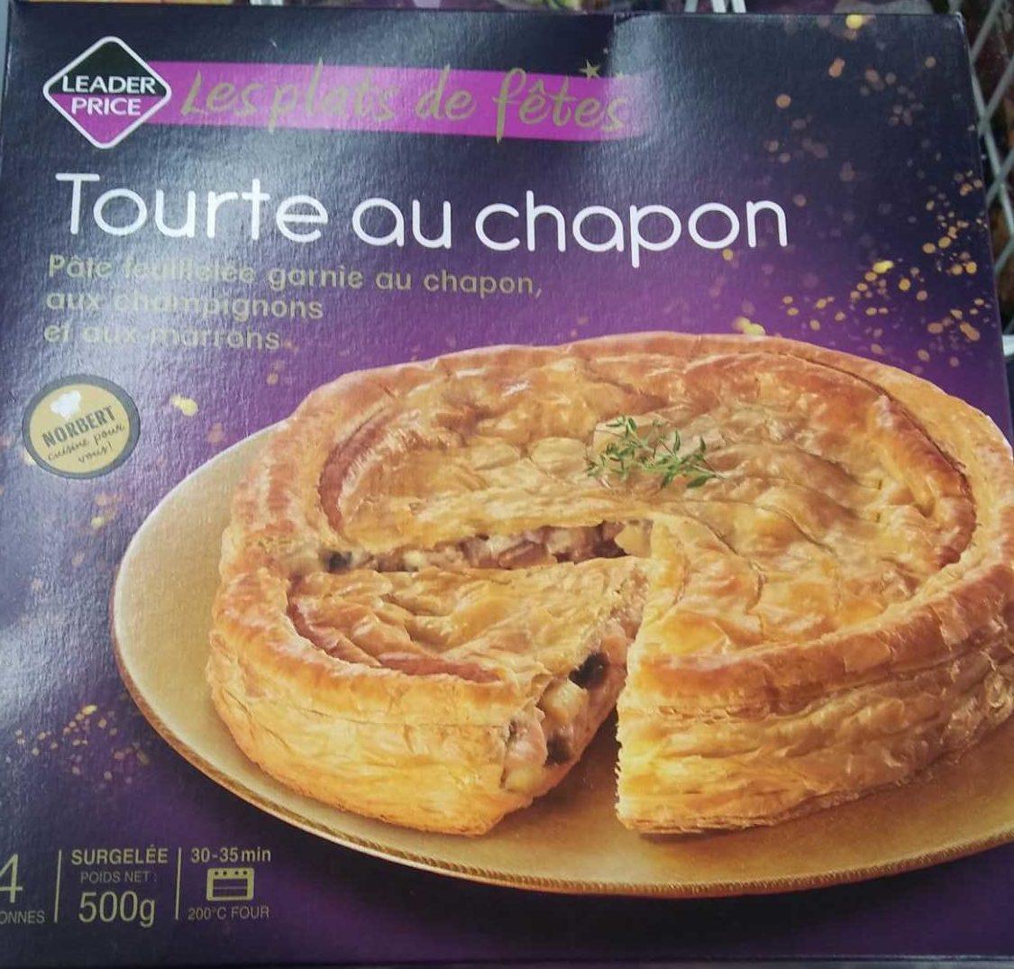 Tourte au Chapon - Produit - fr