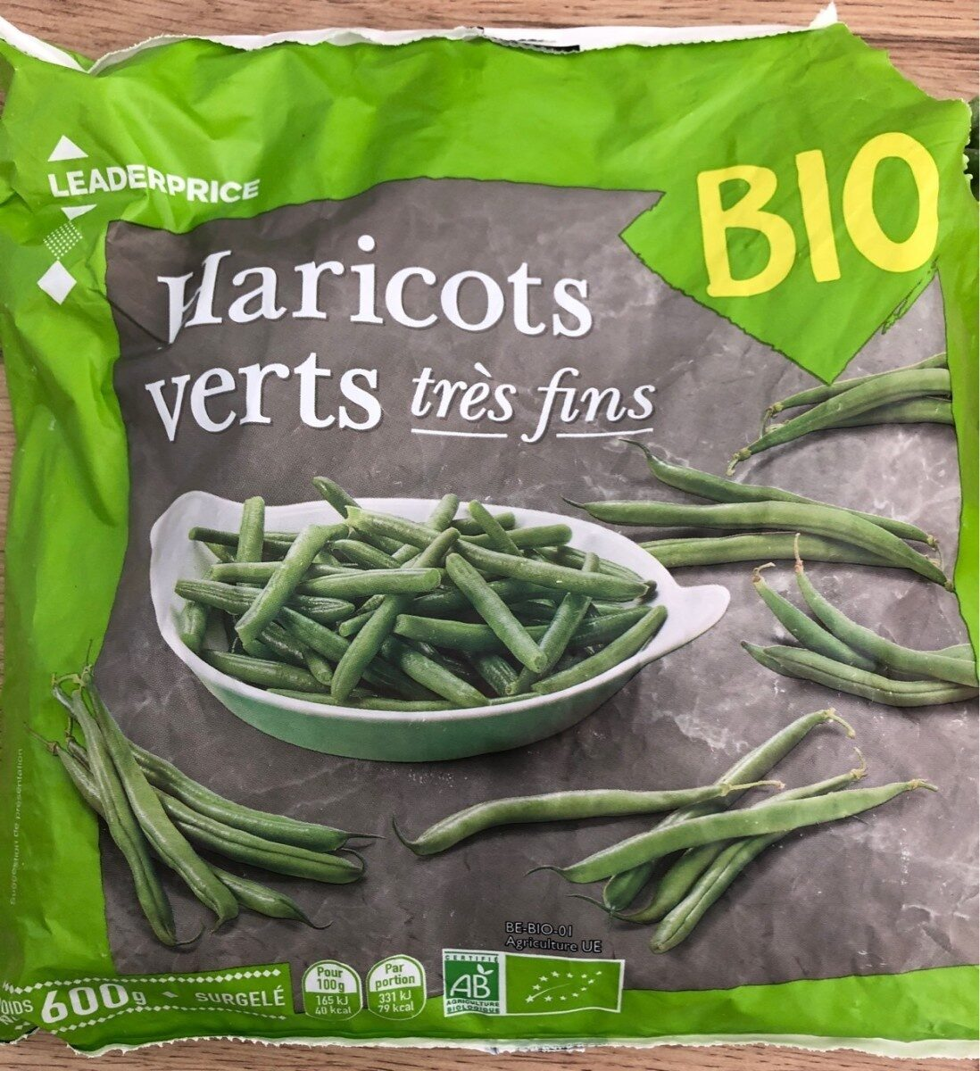 Haricots verts très fins - Product - fr