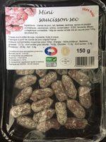 Mini saucisson sec - Produit - fr