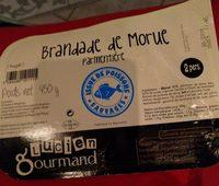 Brandade de Morue - Produit - fr