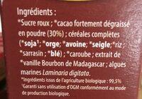 Germacao - Ingredients - fr