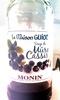 La Maison Guiot Sirop de mûre et Cassis - Product
