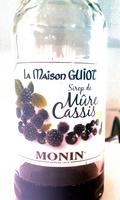 La Maison Guiot Sirop de mûre et Cassis - Produit - fr