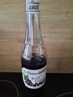 La Maison Guiot Sirop de mûre et Cassis - Informations nutritionnelles - fr