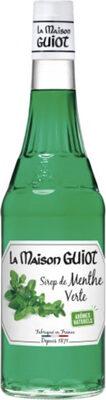 Sirop de menthe verte - 製品 - fr