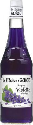 Sirop de violette - Prodotto - fr