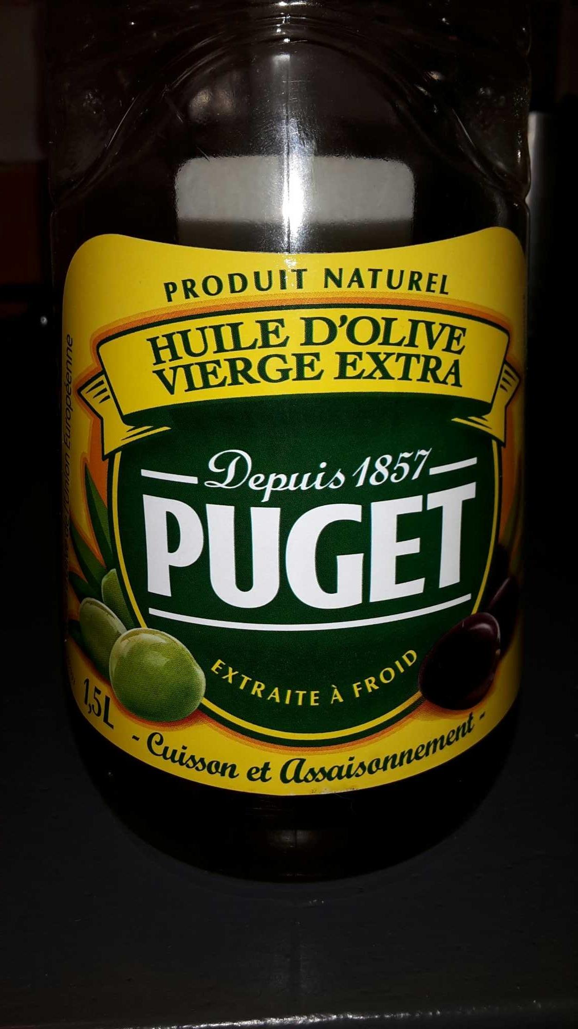 Huile d'olive/cuisson assaisonnement Puget - Product