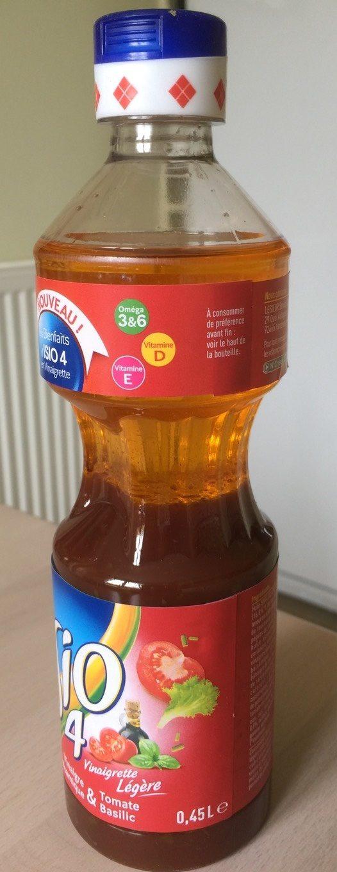 Vinaigrette tomate basilic - Produit - fr