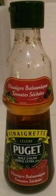 Vinaigrette balsamique Tomates séchées - Produit