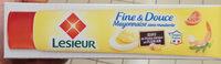 Fine & Douce - Mayonnaise sans moutarde - Produit - fr